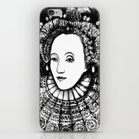 Queen Elizabeth I Portra… iPhone & iPod Skin