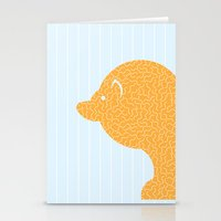 Fun at the Zoo: Lion Stationery Cards