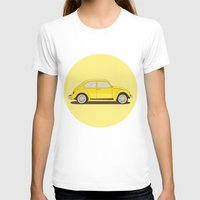 vw T-shirts featuring VW by Robert Gustafsson