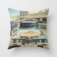 Ride of a Lifetime Throw Pillow