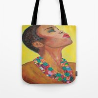 Sun Girl Tote Bag