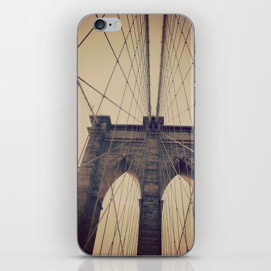 Brooklyn Web iPhone & iPod Skin