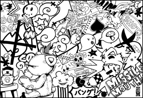 no more tea parties.... Art Print