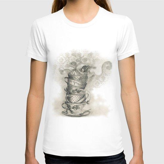 Tea bath T-shirt