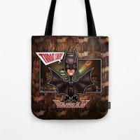 The Dark Knight concept! Tote Bag