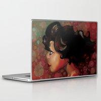 lights Laptop & iPad Skins featuring Lights by Jaleesa McLean