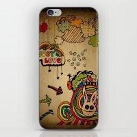 Just Love! iPhone & iPod Skin