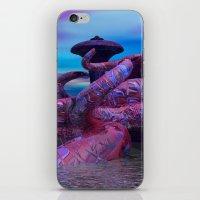 sea city iPhone & iPod Skin