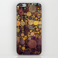 Enchanted Autumn -- Pain… iPhone & iPod Skin