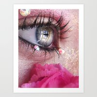 Disney Princess: Aurora Art Print