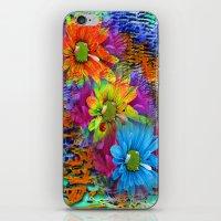 Flower Dreams iPhone & iPod Skin
