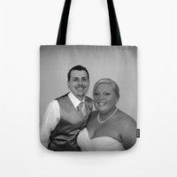 Just Married Special Order Tote Bag