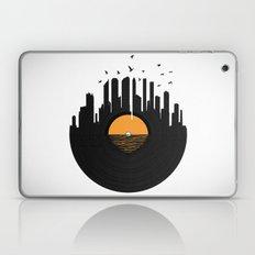 Vinyl City Laptop & iPad Skin