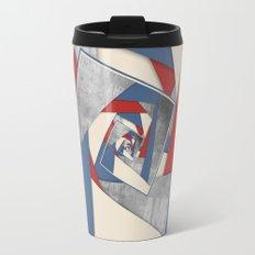 Abstract America Collage 2 Travel Mug