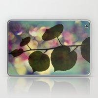 Kiwi Leaves Laptop & iPad Skin