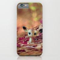 Hidden (Little Deer) iPhone 6 Slim Case