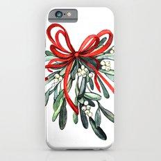 Branch of mistletoe Slim Case iPhone 6s