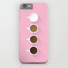 Coffee + Simplicity iPhone 6 Slim Case