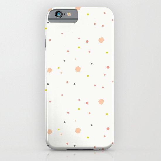 Colorful confetti iPhone & iPod Case