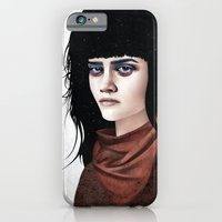 iPhone & iPod Case featuring Us and Them by Ruben Ireland