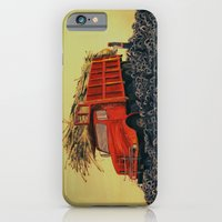 sugar cane and truck on fire iPhone 6 Slim Case