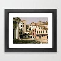 A Secret Place Framed Art Print