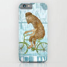 Dirty Wet Bigfoot Hipster Slim Case iPhone 6s