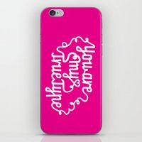 True Type. iPhone & iPod Skin