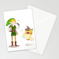 Strange Appearances Stationery Cards