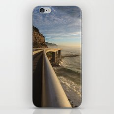 Railing iPhone & iPod Skin