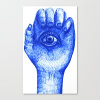 feel to see Canvas Print