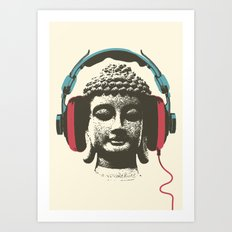 Enjoy Music Art Print