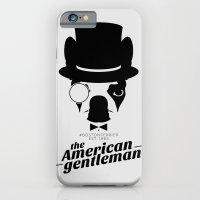 Boston Terrier: The American Gentleman. iPhone 6 Slim Case
