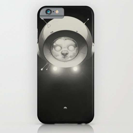Space Kitty iPhone & iPod Case