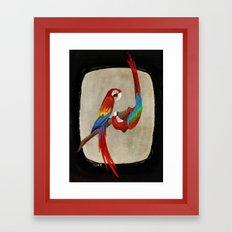 Geminate Framed Art Print