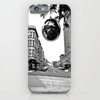 iPhone & iPod Case featuring City decoration by Vorona Photography