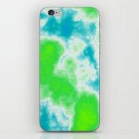 Calming Sky iPhone & iPod Skin