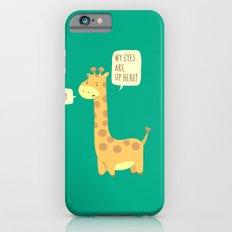 Giraffe problems! iPhone 6s Slim Case