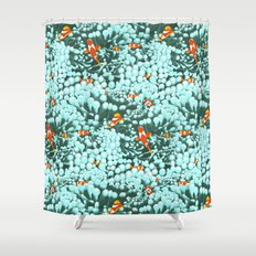 Nemo's Cousins are Visiting Shower Curtain