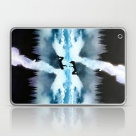Two Worlds One Heart Laptop & iPad Skin