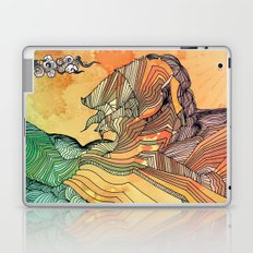 Wave of Thought Laptop & iPad Skin