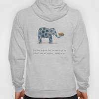 Polka Dot Elephants Serv… Hoody