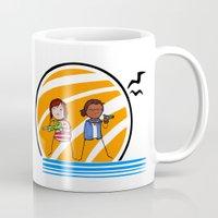 Ellie & Riley: Left Behi… Mug