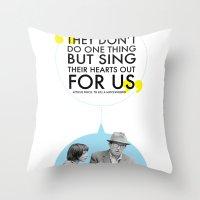 To Kill A Mockingbird Throw Pillow