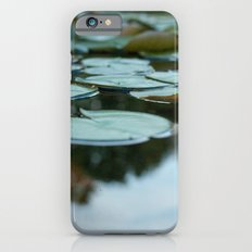 lily pads iPhone 6 Slim Case