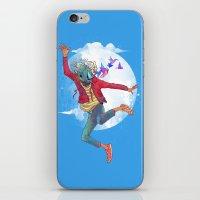 BIRDMAN iPhone & iPod Skin