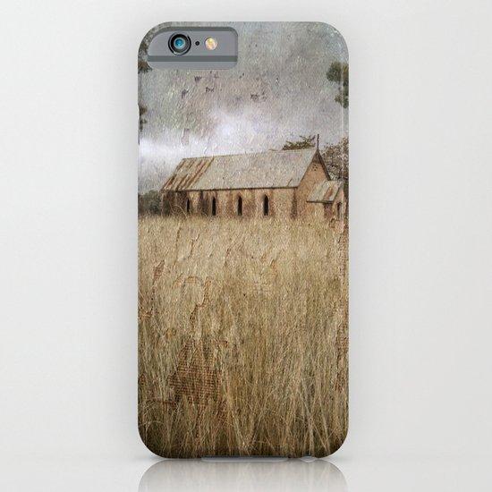 Dripstone Church iPhone & iPod Case