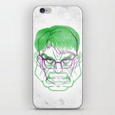 Always Angry iPhone & iPod Skin