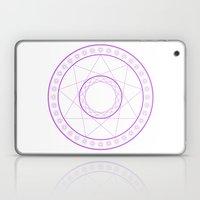 Anime Magic Circle 7 Laptop & iPad Skin