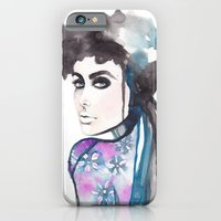 iPhone & iPod Case featuring Looking Back by Elisaveta Stoilova
